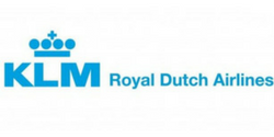 KLM, Royal Dutch Airlines (Holland) - Logo