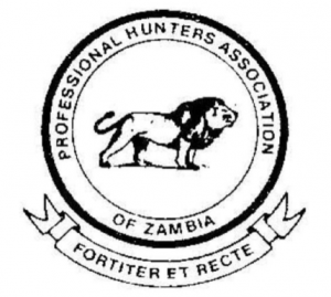 Professional Hunters Association Zambia (PHAZ) Logo